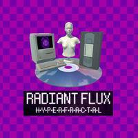 Portada oficial de Radiantflux: Hyperfractal para Wii U