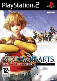 Portada oficial de Shadow Hearts: From the New World para PS2