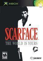 Portada oficial de de Scarface para Xbox