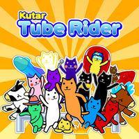 Portada oficial de Kutar Tube Rider eSHop para Nintendo 3DS