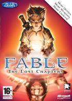 Portada oficial de de Fable: The Lost Chapters para PC