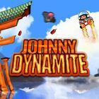 Portada oficial de de Johnny Dynamite eShop para Nintendo 3DS