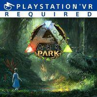 Portada oficial de ARK Park para PS4