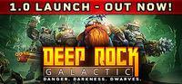Portada oficial de Deep Rock Galactic para PC
