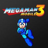 Portada oficial de Mega Man 3 Mobile para Android