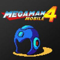 Portada oficial de Mega Man 4 Mobile para Android