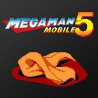 Portada oficial de Mega Man 5 Mobile para Android
