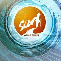 Portada oficial de Surf World Series para PS4