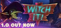 Portada oficial de Witch It para PC