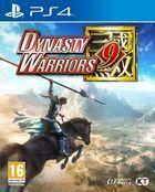 Portada oficial de de Dynasty Warriors 9 para PS4