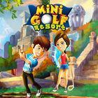 Portada oficial de de Mini Golf Resort eShop para Nintendo 3DS