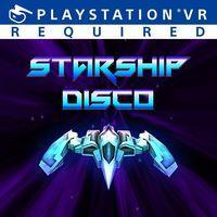 Portada oficial de Starship Disco para PS4