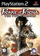 Portada oficial de de Prince of Persia: The Two Thrones para PS2