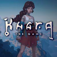 Portada oficial de Khara para PS4