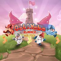 Portada oficial de Geki Yaba Runner Deluxe eShop para Nintendo 3DS