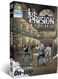 Portada oficial de La Prisión para PC