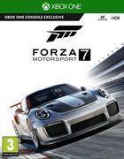 Portada oficial de de Forza Motorsport 7 para Xbox One