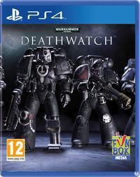 Portada oficial de Warhammer 40,000: Deathwatch para PS4