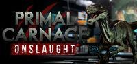 Portada oficial de Primal Carnage: Onslaught para PC