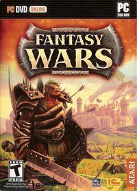 Portada oficial de Fantasy Wars para PC