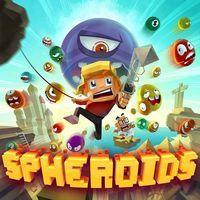 Portada oficial de Spheroids PSN para PSVITA