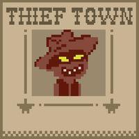 Portada oficial de Thief Town para PS4
