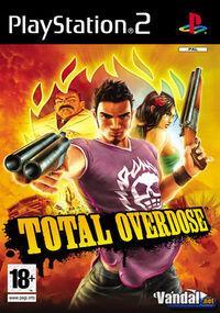 Portada oficial de Total Overdose para PS2