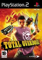 Portada oficial de de Total Overdose para PS2