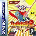Portada oficial de de Boktai 2: Solar Boy Django para Game Boy Advance