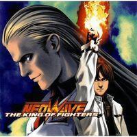 Portada oficial de King of Fighters Neowave para PS2
