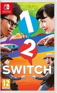 Portada oficial de 1-2-Switch para Switch