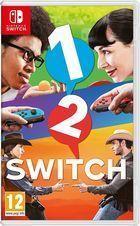 Portada oficial de de 1-2-Switch para Switch