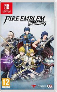 Portada oficial de Fire Emblem Warriors para Switch