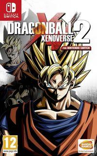 Portada oficial de Dragon Ball Xenoverse 2 para Switch