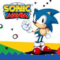 Portada oficial de Sonic Mania para Switch
