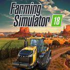 Portada oficial de de Farming Simulator 18 para PSVITA