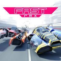Portada oficial de Fast RMX para Switch