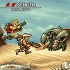 Portada oficial de de NeoGeo Metal Slug 3 para Switch