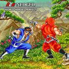 Portada oficial de de NeoGeo World Heroes Perfect para Switch