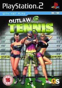 Portada oficial de Outlaw Tennis para PS2