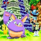 Portada oficial de de NeoGeo Waku Waku 7 para Switch