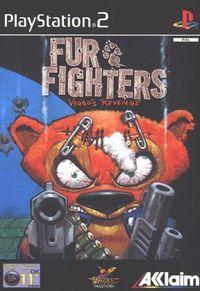 Portada oficial de Fur Fighters: Viggo's Revenge para PS2
