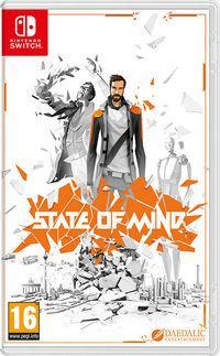 Portada oficial de State of Mind para Switch