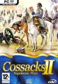 Portada oficial de Cossacks 2 para PC