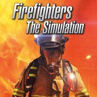 Portada oficial de Firefighters - The Simulation para PS4