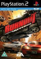 Portada oficial de de Burnout Revenge para PS2