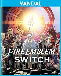 Portada oficial de Fire Emblem: Three Houses para Switch