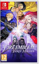 Portada oficial de de Fire Emblem: Three Houses para Switch