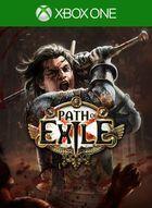 Portada oficial de de Path of Exile para Xbox One