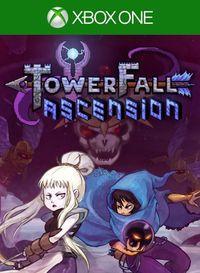 Portada oficial de TowerFall Ascension para Xbox One